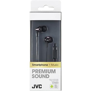 Avis JVC HA-FR325 Noir