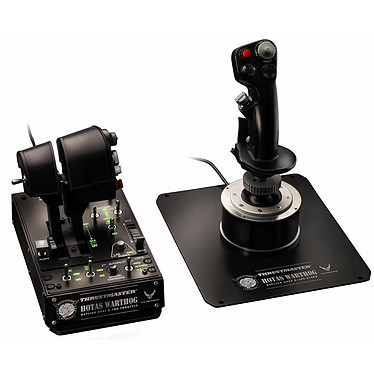 Avis Thrustmaster HOTAS WARTHOG + Wheel Stand Pro v2