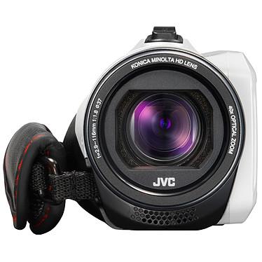 Acheter JVC GZ-R415 Blanc + Carte SDHC 8 Go