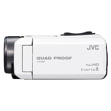 Avis JVC GZ-R415 Blanc + Carte SDHC 8 Go