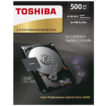 Avis Toshiba H200 500 Go