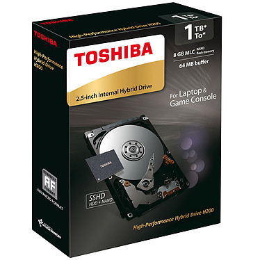 Acheter Toshiba H200 1 To