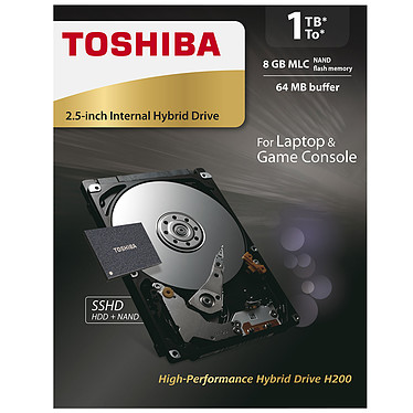 Avis Toshiba H200 1 To