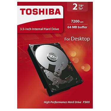 Avis Toshiba P300 2 To
