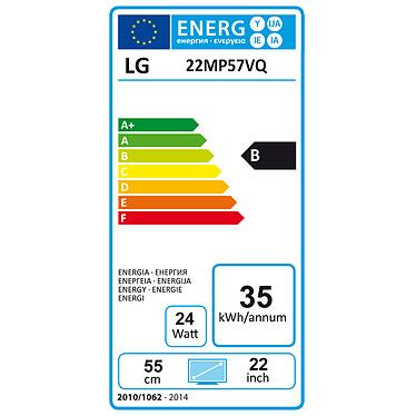"""Acheter LG 21.5"""" LED 22MP57VQ-P"""