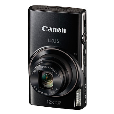 Avis Canon IXUS 285 HS Noir