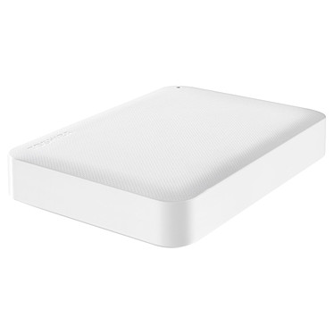 "Toshiba Canvio Ready 2 To Blanc Disque dur externe 2.5"" sur port USB 3.0"
