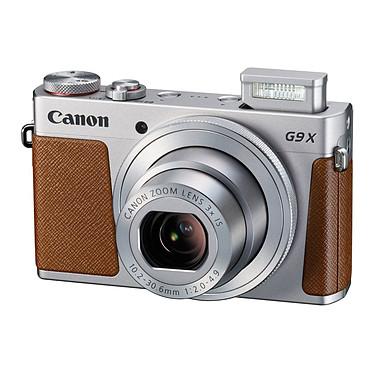 Canon PowerShot G9 X Argent