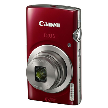 Opiniones sobre Canon IXUS 175 Rojo