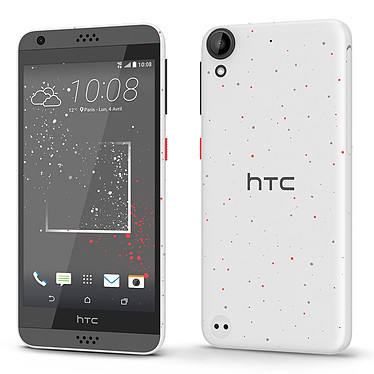 HTC Desire 530 Remix Blanc/Corail pas cher