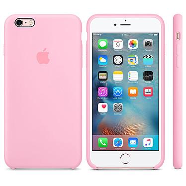 Apple Coque en silicone Rose Apple iPhone 6s Plus Coque en silicone pour Apple iPhone 6s Plus