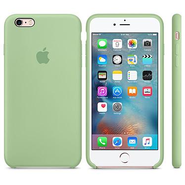 Apple Coque en silicone Menthe Apple iPhone 6s Plus