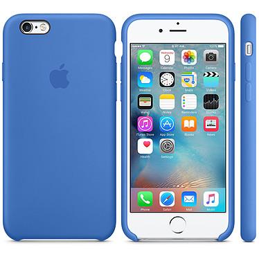 Apple Coque en silicone Bleu Royal Apple iPhone 6s Coque en silicone pour Apple iPhone 6s