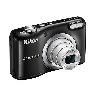 Nikon Coolpix A10 negro Cámara de 16,1 MP - Zoom óptico 5x - Vídeo HD
