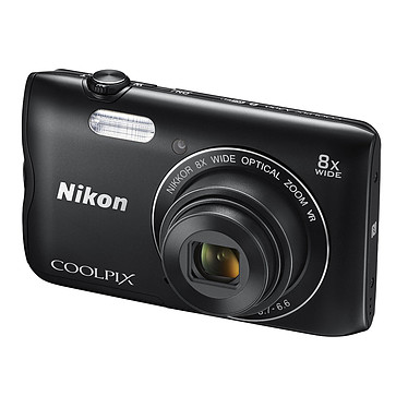 Avis Nikon Coolpix A300 Noir