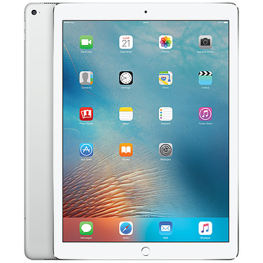"Apple iPad Pro 12.9"" Wi-Fi + Cellular 256 Go Argent"