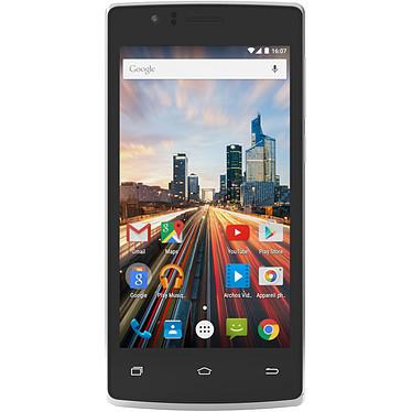 "Archos 45c Helium Smartphone 4G-LTE Dual SIM - Snapdragon 210 Quad-Core 1.1 GHz - RAM 1 Go - Ecran tactile 4.5"" 480 x 854 - 8 Go - Bluetooth 4.0 - 1700 mAh - Android 5.1"