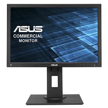 """ASUS 20"""" LED - BE209QLB 1440 x 900 pixels - 5 ms (gris à gris) - Format large 16/10 - Dalle IPS - Pivot - DisplayPort - Hub USB - Noir (Garantie constructeur 3 ans)"""