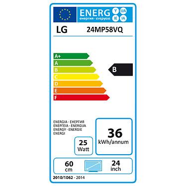 "LG 24"" LED 24MP58VQ-P pas cher"