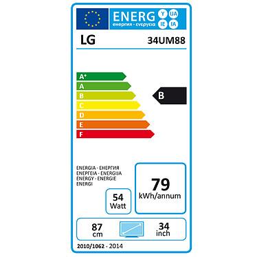 """LG 34"""" LED 34UM88 pas cher"""