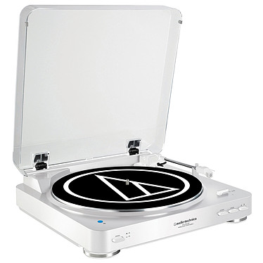 Audio-Technica AT-LP60BT blanco