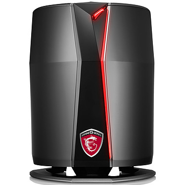 MSI Vortex G65 6QD-042FR Intel Core i5-6600K 8 Go SSD 128 Go + HDD 1 To NVIDIA GeForce GTX 960 SLI Wi-Fi AC/Bluetooth Windows 10 Famille 64 bits