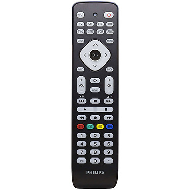 Philips Perfect replacement SRP2018/10 Mando a distancia universal 8 en 1