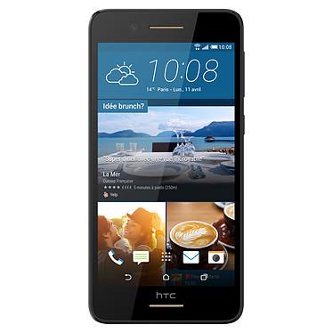 """HTC Desire 728 Noire Météore Smartphone 4G-LTE - ARM Cortex-A53 8-Core 1.3 Ghz - RAM 2 Go - Ecran tactile 5.5"""" 720 x 1280 - 16 Go - Bluetooth 4.1 - 2800 mAh - Android 5.1"""