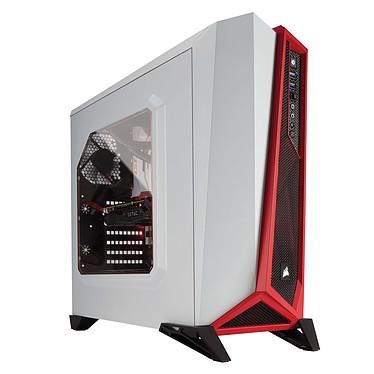 Corsair Carbide SPEC-ALPHA Windowed Rouge/Blanc