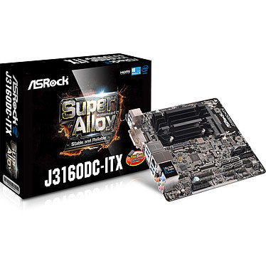 ASRock J3160DC-ITX
