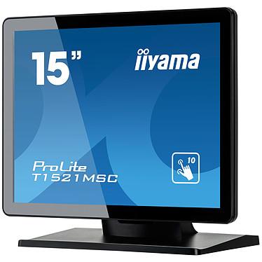 "Avis iiyama 15"" LED Tactile - ProLite T1521MSC-B1"