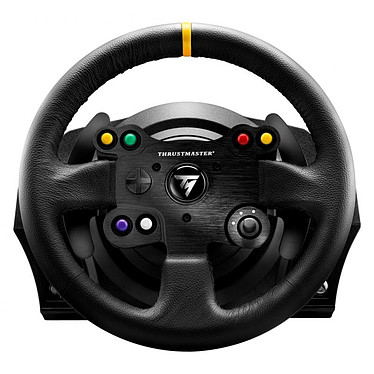 Avis Thrustmaster TX Racing Wheel Leather Edition + TH8 Add-On Shifter + Wheel Stand Pro v2
