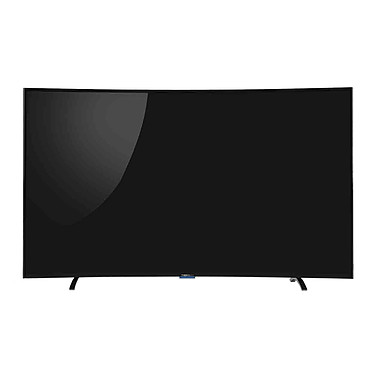 "Thomson 55UA8596 Téléviseur incurvé LED 4K 55"" (140 cm) 16/9 - 3840 x 2160 pixels - TNT, Câble et Satellite HD - Ultra HD - Wi-Fi - DLNA - 1100 Hz"