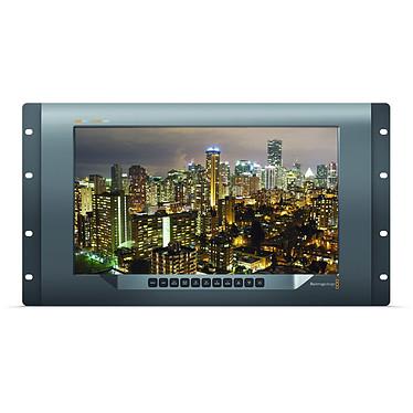 Blackmagic Design SmartView 4K 3840 x 2160 pixels - 25 ms - 12G-SDI - Ethernet