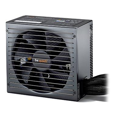 be quiet! Straight Power 10 600W 80PLUS Gold Alimentation 600W ATX 12V 2.4/ EPS 12V 2.92 (Garantie 5 ans par Be Quiet !)