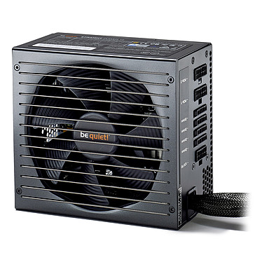 be quiet! Straight Power 10 600W CM 80PLUS Gold