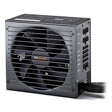 be quiet! Straight Power 10 600W CM 80PLUS Oro Fuente de alimentación modular 600W ATX 12V 2.4/ EPS 12V 2.92 (5 años de garantía de Be Quiet!)