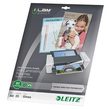 Leitz Pochettes iLAM UDT A4 80µ x 25