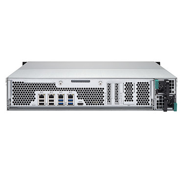 QNAP TS-EC1280U-i3-8G-R2 pas cher