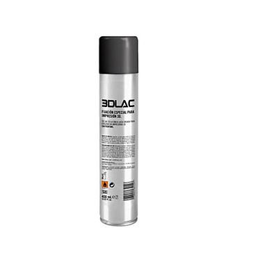 3DLAC Espray adhesivo Spray adhesivo para la bandeja de impresión de impresora 3D