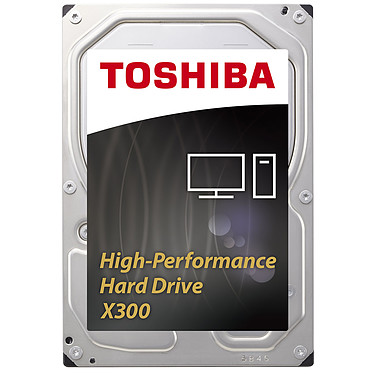 Avis Toshiba X300 6 To