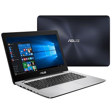 "ASUS K456UB-WX049T Intel Core i5-6200U 8 Go SSD 128 Go + HDD 1 To 14"" LED HD NVIDIA GeForce 940M Wi-Fi N/Bluetooth Webcam Windows 10 Famille 64 bits (Garantie constructeur 2 ans)"