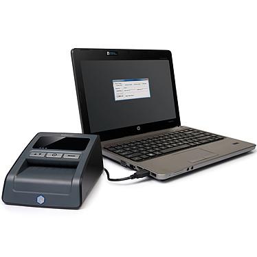 Acheter Safescan Détecteur de faux billets 155-S Noir + ZEBEX - Magic C - Z-3100 Noir + Stand Noir