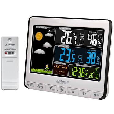 La Crosse Technology WS6826WHI-BLA