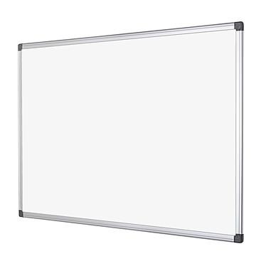 Avis Bi-Office Tableau blanc émaillé 120 x 90 cm + Bi-Office Kit magnétique