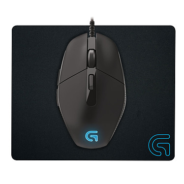 Logitech G302 Daedalus Prime + G240 Cloth Gaming Mouse Pad OFFERT !