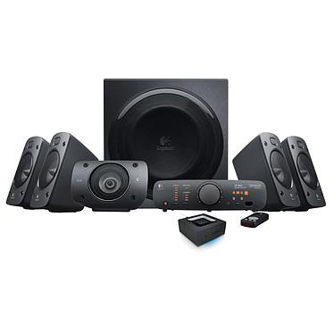 Logitech Speaker System Z906 + Bluetooth Audio Adapter OFFERT !