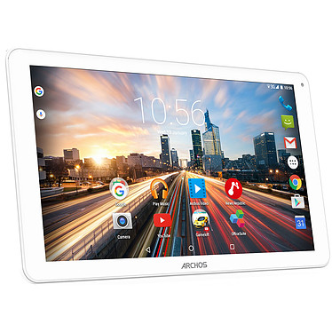 "Archos 101 Helium Lite 8 Go Tablette Internet 4G-LTE Dual Sim - Mediatek MT8735M 1 GHz - 1 Go - 8 Go - 10.1"" IPS tactile - Wi-Fi/Bluetooth/Webcam - Android 5.1"