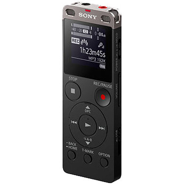 Avis Sony ICD-UX560 4 Go
