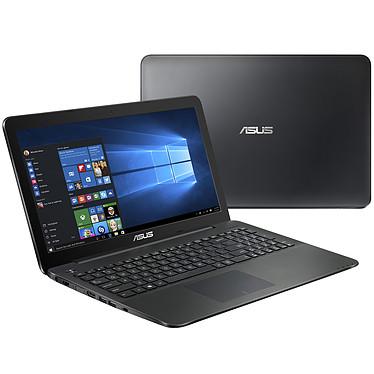"""ASUS X554SJ-XX024T Noir Intel Pentium N3700 4 Go 1 To 15.6"""" LED HD NVIDIA GeForce 920M Graveur DVD Wi-Fi N/Bluetooth Webcam Windows 10 Famille 64 bits (garantie constructeur 2 ans)"""